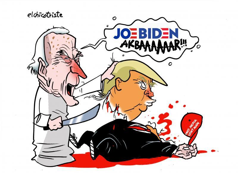 Joe Biden inaugurates the viral presidency