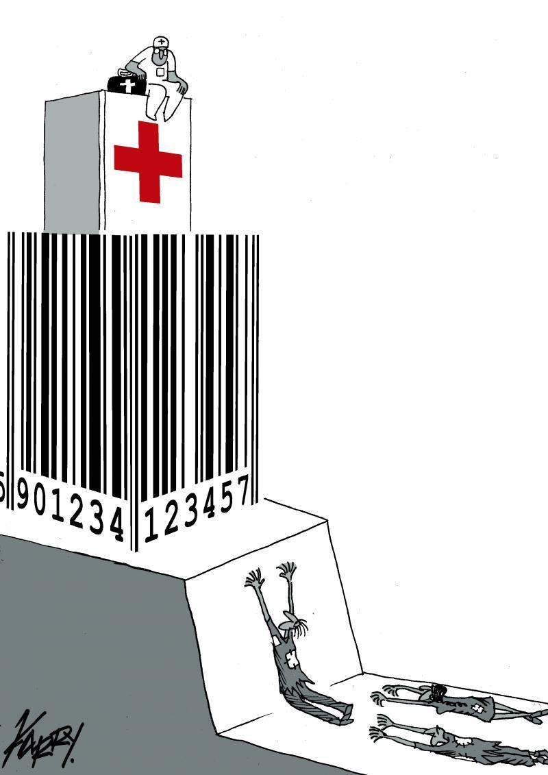 Abusivas clínicas y aseguradoras elevan precios de servicios y planes para Covid-19.