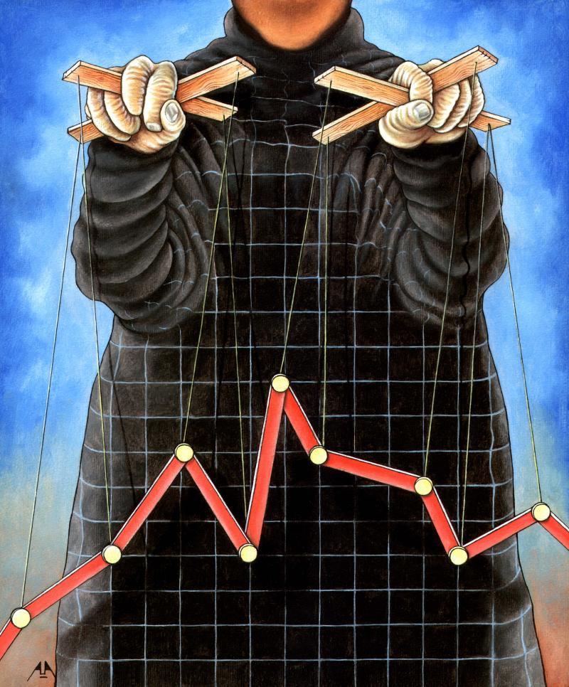 Puppet economy