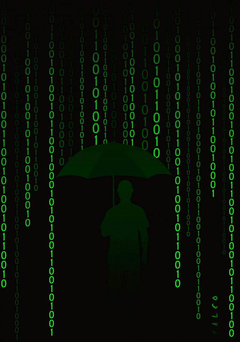 Rain of codes