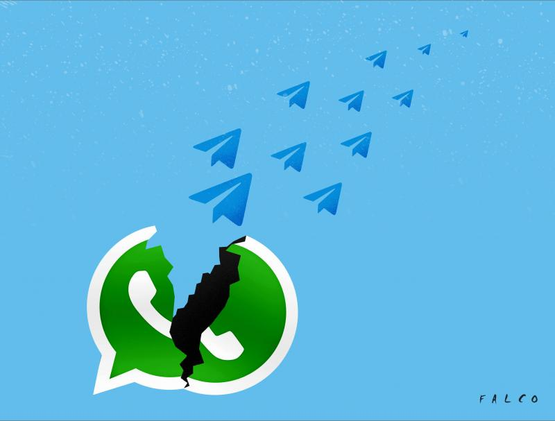 Migration to Telegram