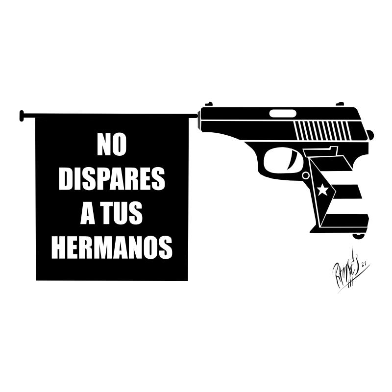 Killing indefenso people is a point of no return