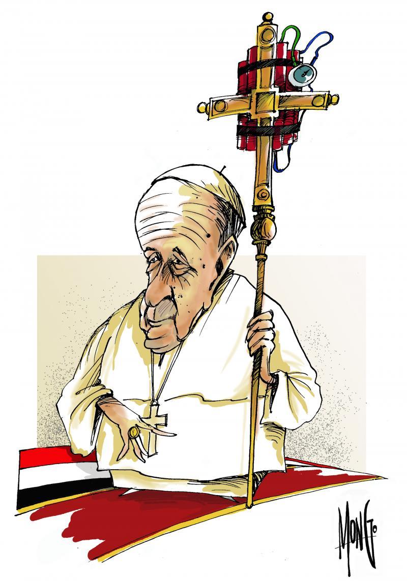 El papa Francisco empieza hoy una viaje de tres días a Irak, país que intenta superar las graves consecuencias de las guerras sufridas durante las últimas décadas, bajo un clima de violencia e inseguridad.