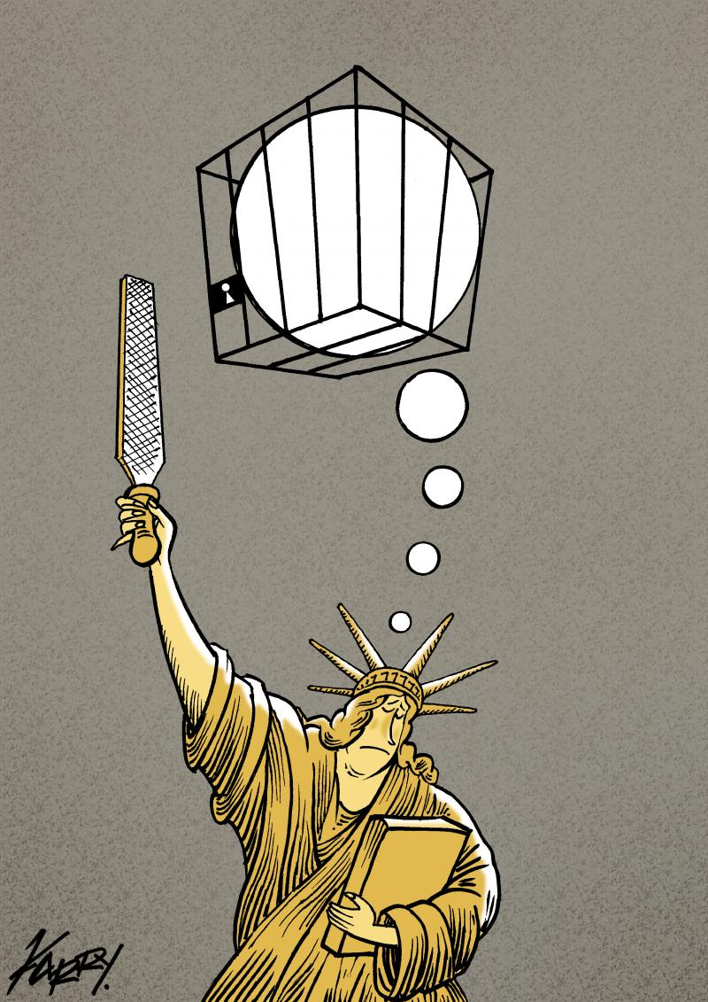 La libertad de expresión es un derecho universal