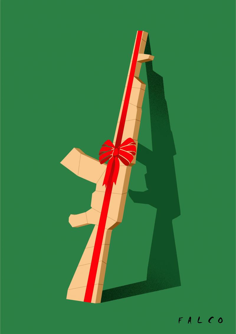 The gift of war