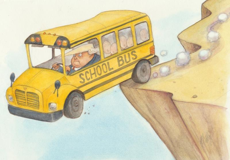 trump pushing for schools to open