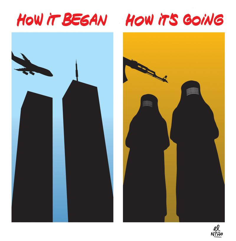 SEPTEMBER 11: HOW IT BEGAN / HOW ITS GOING