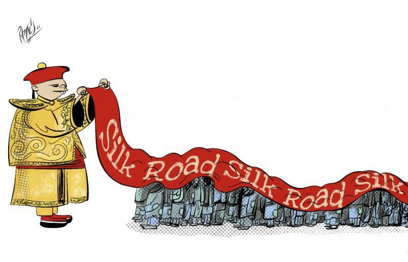 Silk Road...