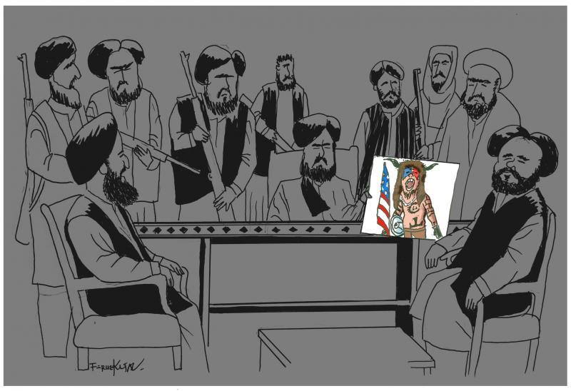 taliban in Kabul