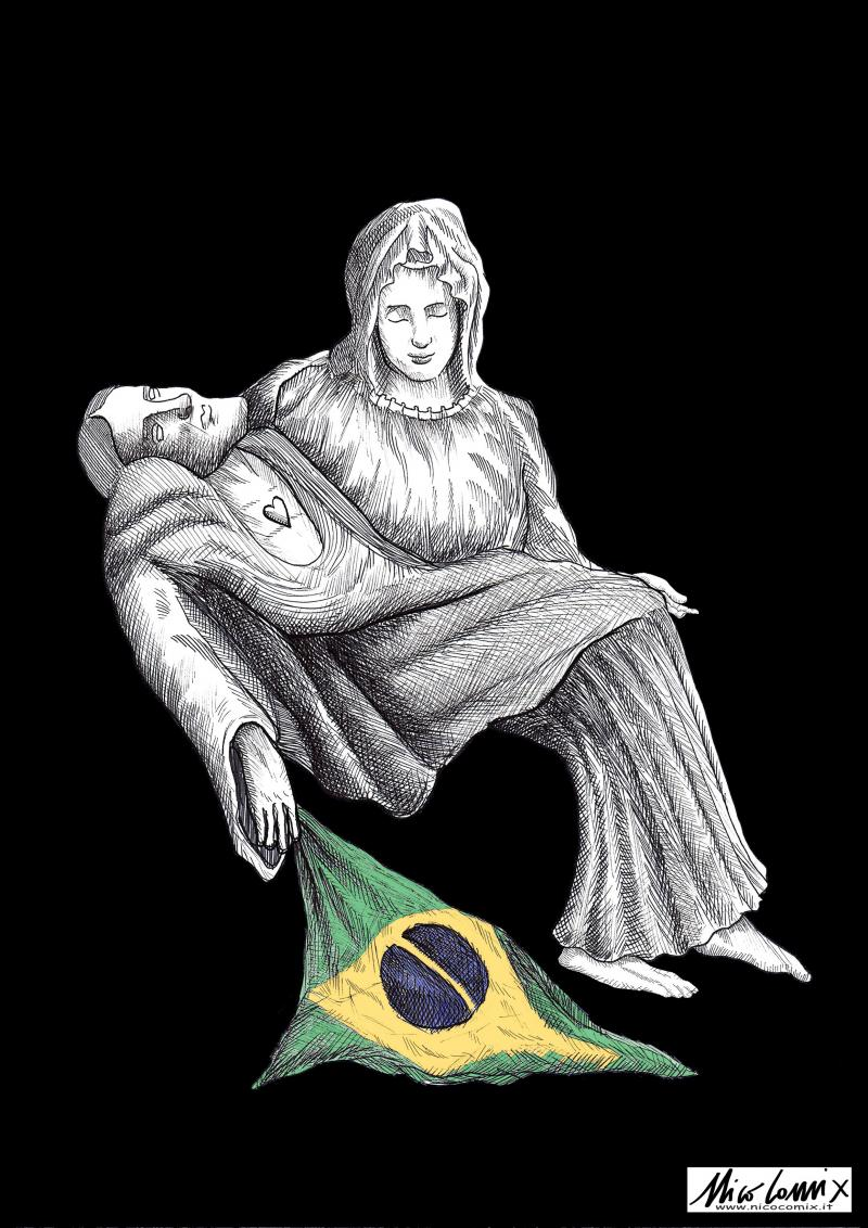 Covid19 emergency in brazil