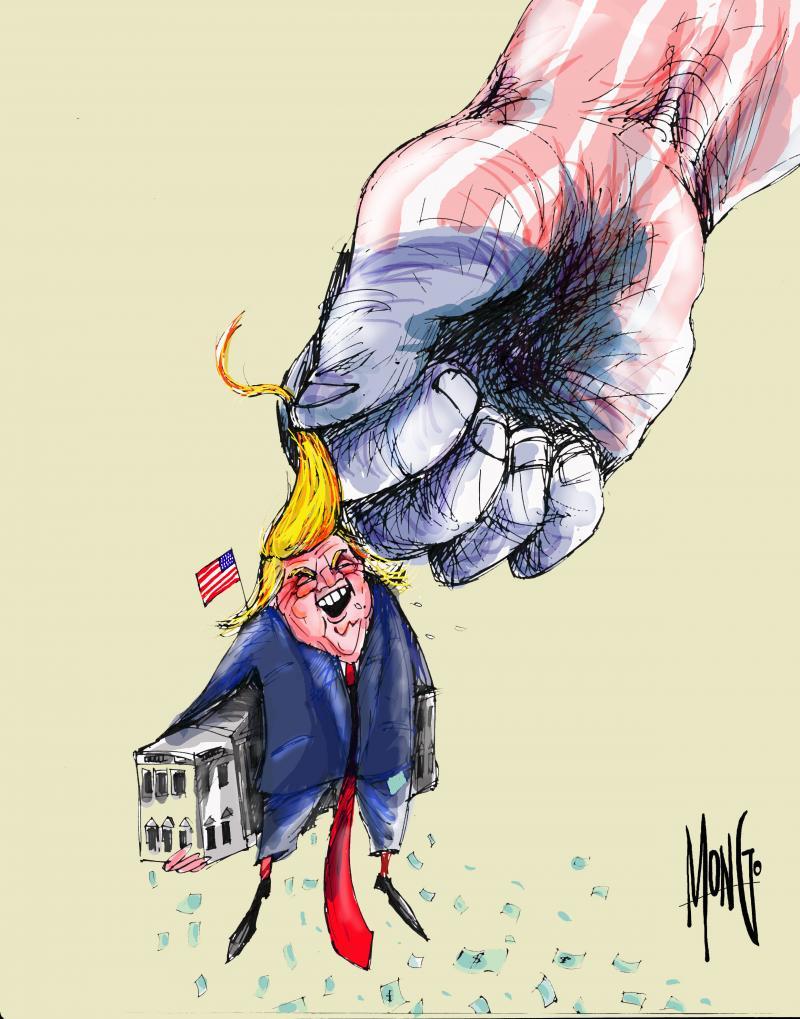 Trump se niega a reconocer la derrota y pretende su reelección a cualquier precio