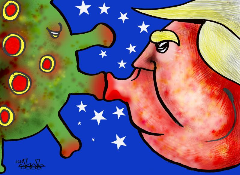 Trump  Corona  ...