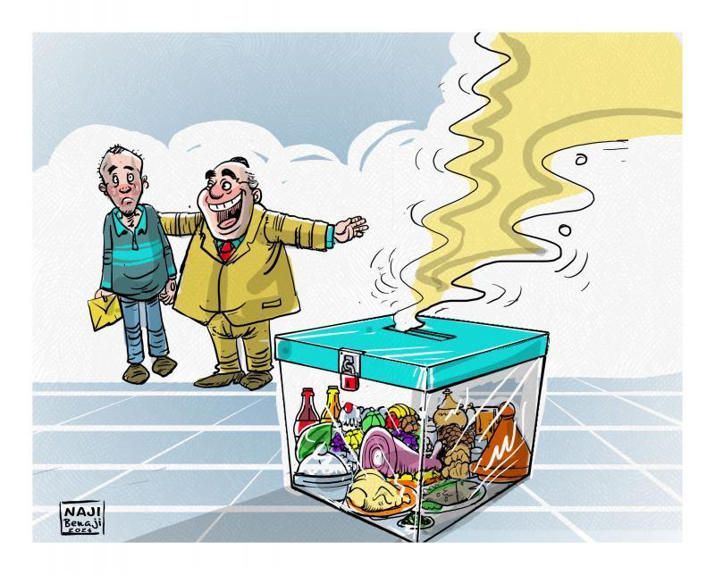 Le programme électoral des candidats