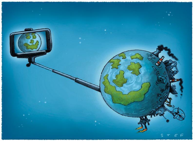 ego world