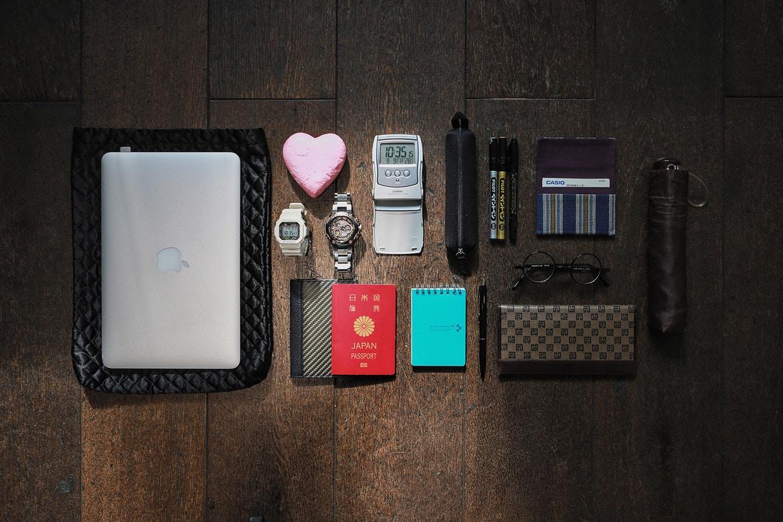 [People] Что в сумке и какие часы у мистера Kikuo Ibe — создателя G-Shock-ов