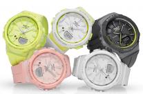 [Baby-G 2017] BGS-100 — спортивные часы с дневной активностью