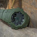 [Обзор G-Shock] G-100CU-3AER — зеленый минимал в ана-диджи