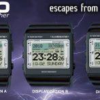 [Casio Retro] Casio W-222 с функцией определения дистанции к молнии