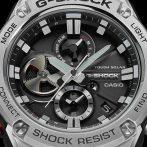 [G-Shock 2017] GST-B100 — двойное время и 300 временных зон