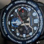 [Обзор G-Shock] GN-1000B-1AER — только базовые морские функции