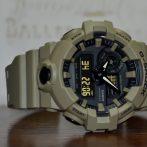 [Обзор G-Shock] GA-700UC-5AER — популярный стиль в недорогом корпусе
