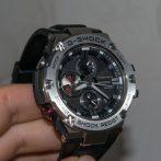 [Обзор G-Shock] GST-B100-1AER — металл и японский футуризм
