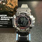 [G-Shock 2017] GPR-B1000 — новые Rangeman с GPS-навигатором и сапфиром