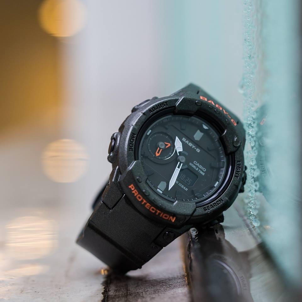 [Baby-G 2017] BGA-230S — женские часы в военном стиле