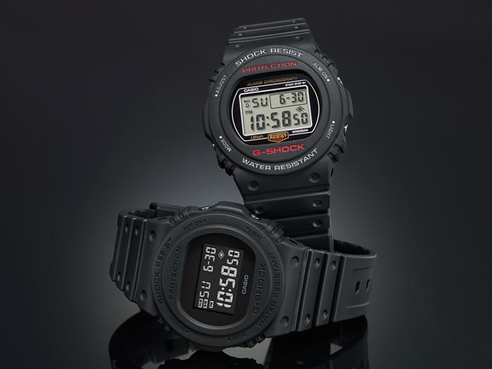 [G-Shock 2018] DW-5750 — возвращение круглых G-Shock из 1987-го