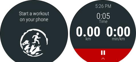 [SmartWatch] WSD-F20 и приложение Zombies, Run! для бегунов