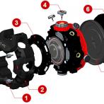 [Casio Camera] G'z EYE — структура камеры и множество защитных свойств