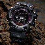 [G-Shock 2018] GPR-B1000 — солнечная батарейка, GPS, Bluetooth и карта на циферблате