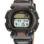 [G-Shock History] 1996 — DW-8800BJ. Робинзон Крузо