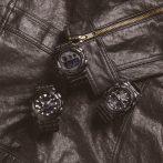 [G-Shock 2018] Black Leather Series и новые образы