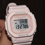 [Обзор Baby-G] BGD-560-4ER — цифровая женственность в квадратном корпусе