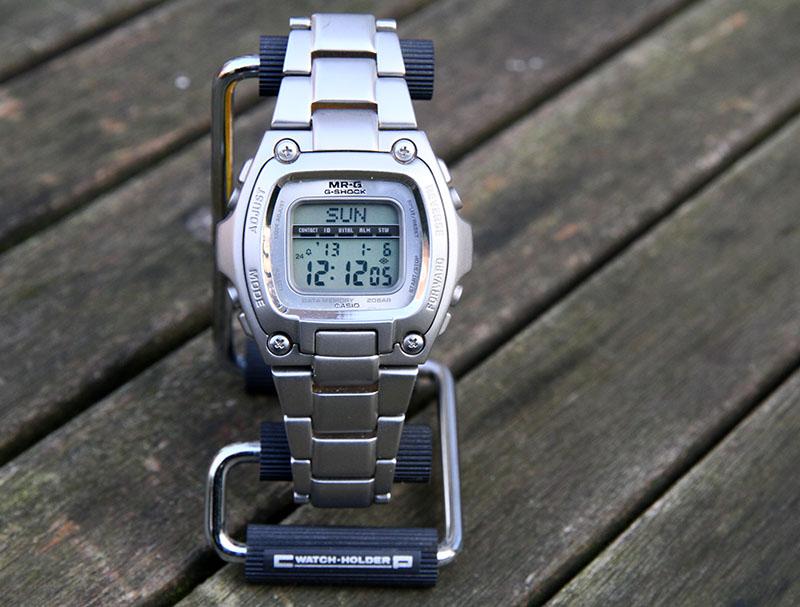 [G-Shock History] 1996 — MRG-110-7. Первый год в бизнесе