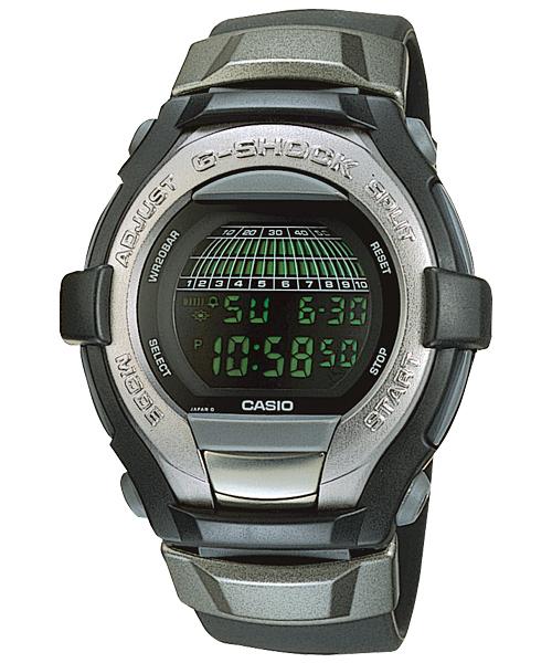 [G-Shock History] 1996 — GT-001-1. Это же-круто!*