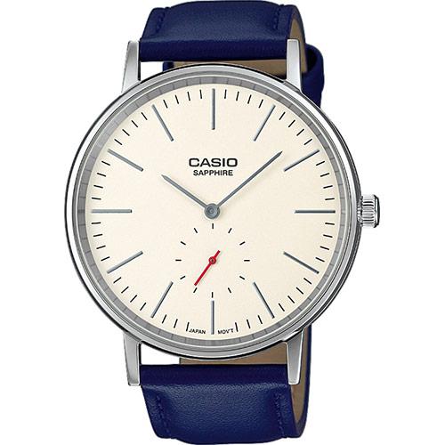 [Casio 2018] LTP-E148 — унисекс, сапфировое стекло и минимализм