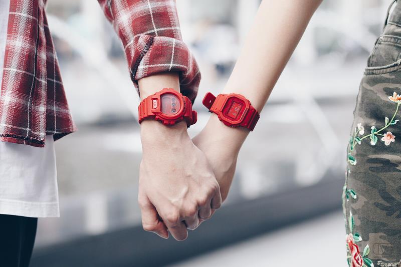 [G-Shock 2018] RED OUT 35 Anniversary — молодежь любит красный