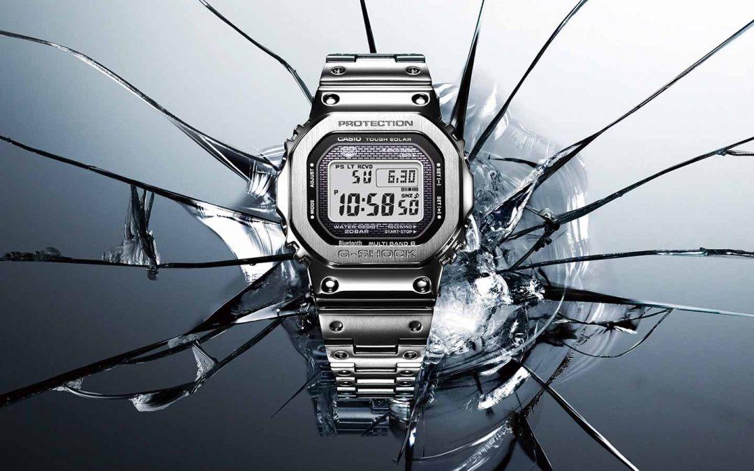[G-Shock 2018] GMW-B5000 — сталь, золото и черная сталь уже в продаже