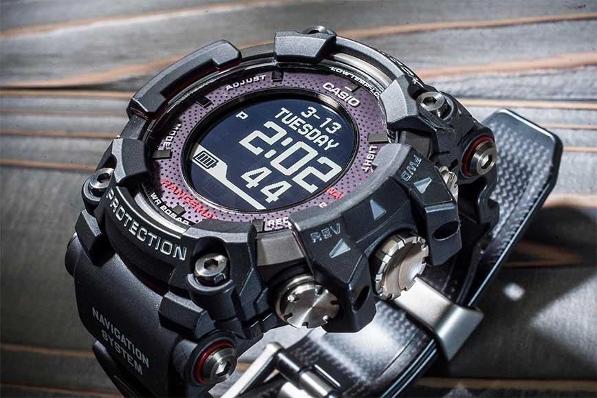 [G-Shock 2018] GPR-B1000 — часы для настоящих экстремальных условий
