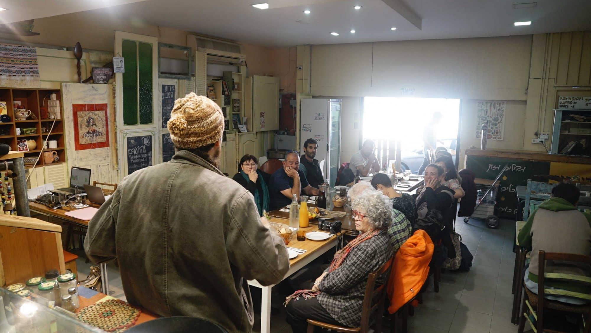סיור אוכל בחיפה