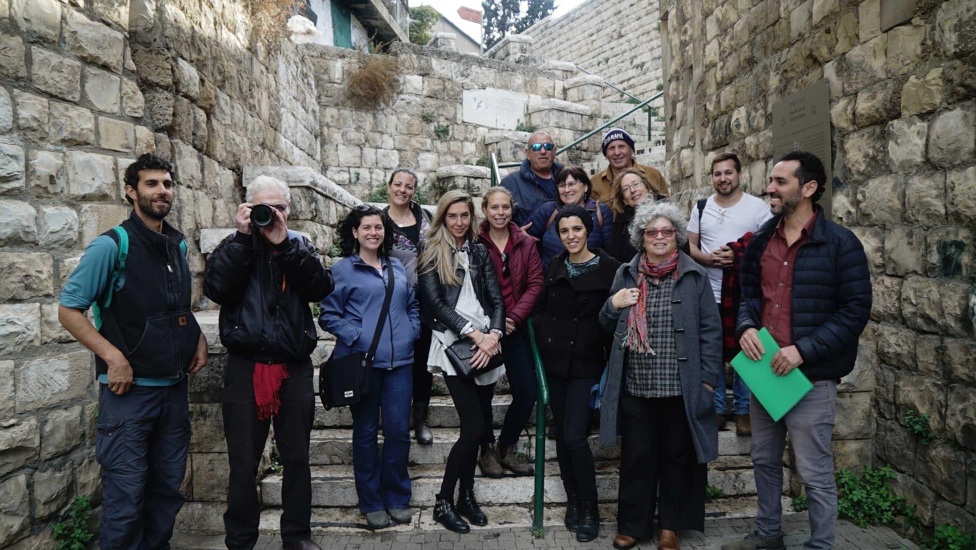 סיורים בחיפה