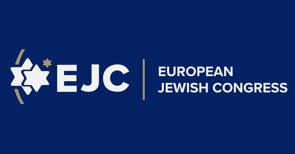 Image result for EUROPEAN JEWISH CONGRESS logo