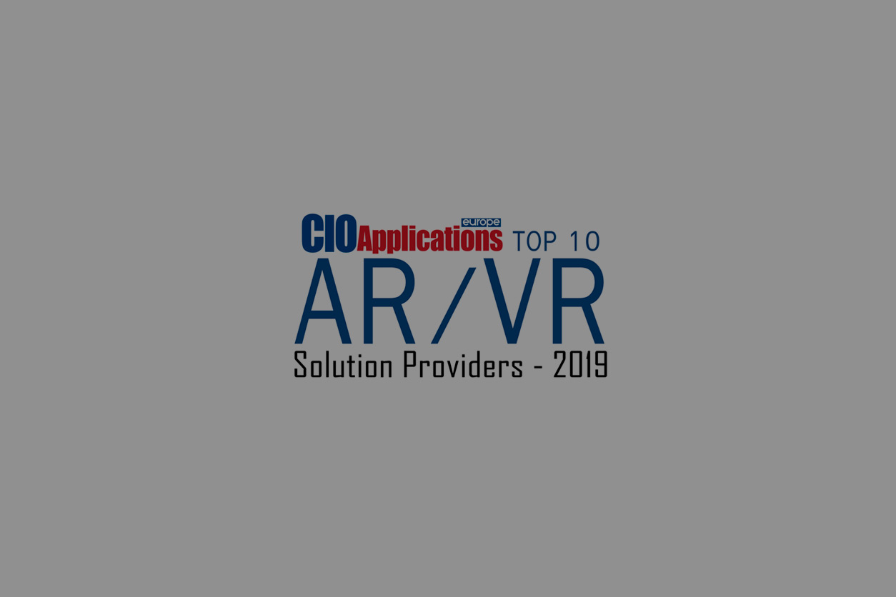 AVIANET is recognized as Top 10 Augmented Reality /Virtual Reality Solution Provider for 2019!