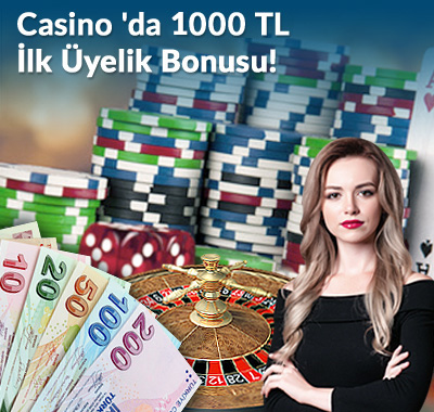 100 TL Casino Bonus