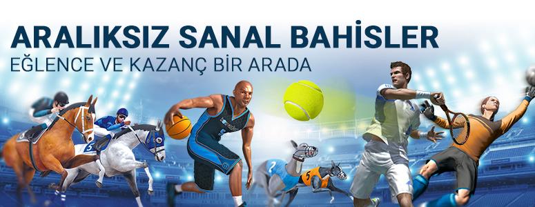 ARALIKSIZ SANAL BAHİS!
