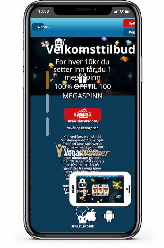 Vegas Winner mobilcasino