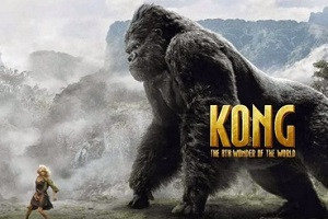Kong – The Eighth Wonder of the World