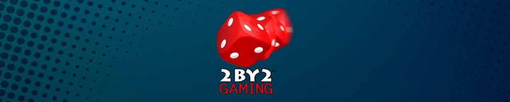 2 By 2 Gaming banner